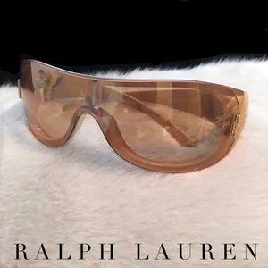 Ralph Lauren Oversized Sunnies Style 7573/N/S